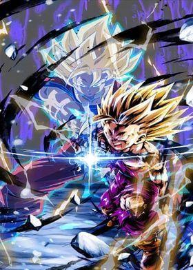 Metal Poster Dragon Ball