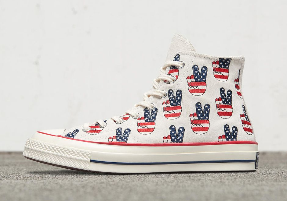bc677d3239  sneakers  news Celebrate Election Day With The Converse Chuck Taylor 70s