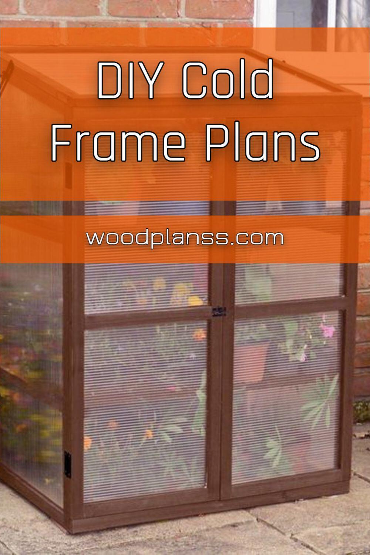 Diy cold frame plans cold frame plans cold frame diy
