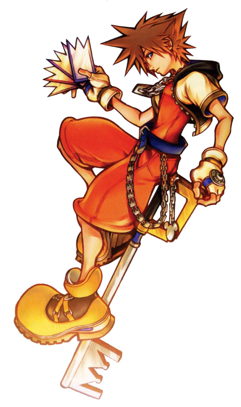 Square Enix Kingdom Hearts Sora