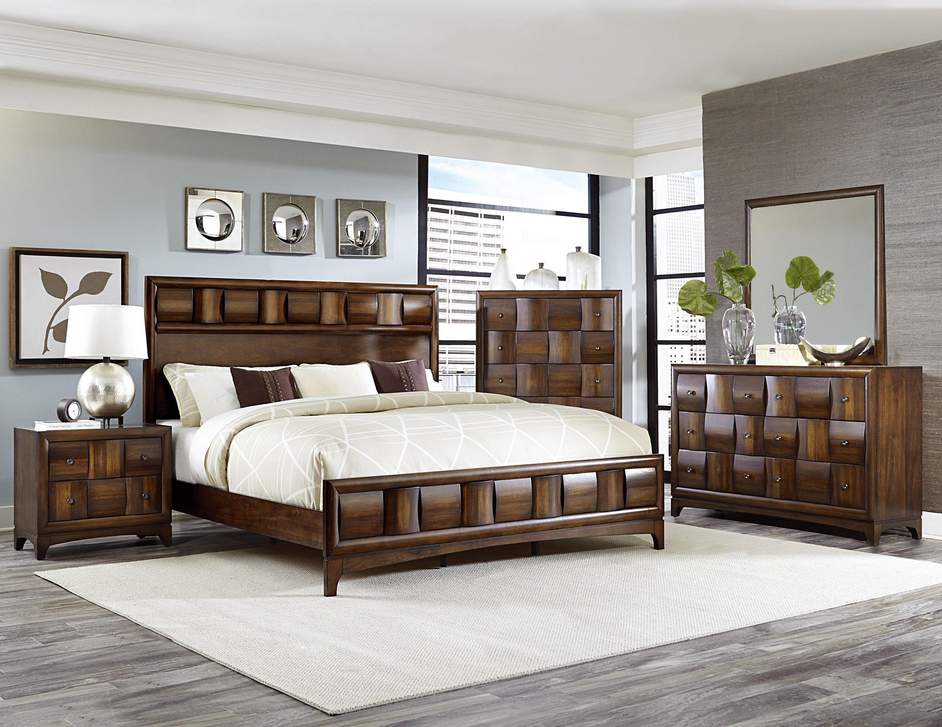 Porter pc Bedroom Set  pintura pieza  Pinterest  Schlafzimmer