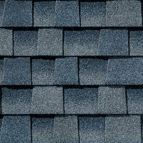 Best Biscayne Blue Gaf Timberline Roof Shingles Swatch 400 x 300