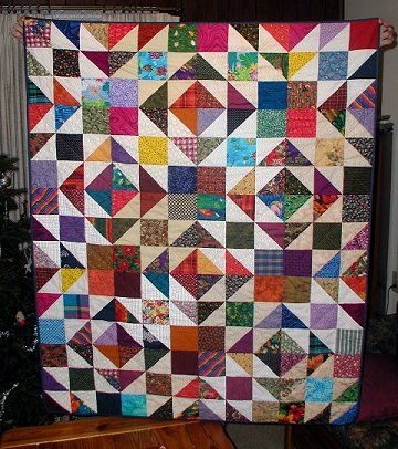 Tennessee block by Melissa  from: http://www.quilterscache.com/T/TennesseeBlock_Page2.html