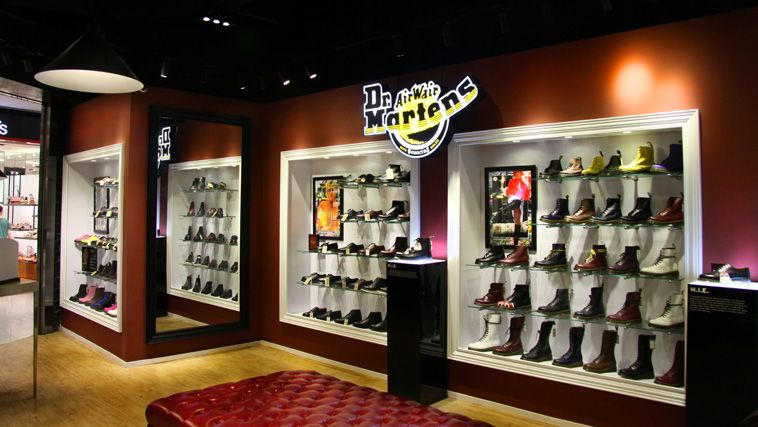 Dr. Martens Airwair- Shoes, Boots and