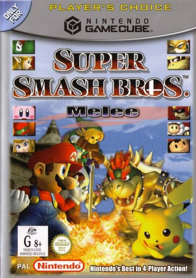super smash bros melee pc download for free