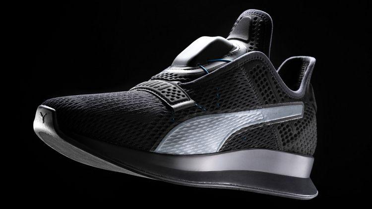 Puma Selbstschnurende Schuhe Ohne Schnursenkel Mit Integriertem Motor Und System An Der Zunge Schuhe Ohne Schnursenkel Spitze Schuhe Puma Schuhe