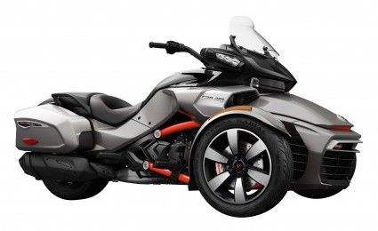 SPYDER Can-Am  Bombardier Can-Am Spyder F3-T SE6 '16