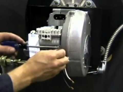 Riello F40 Series Oil Burner Training Video Oil Burners Oil Furnace Burners