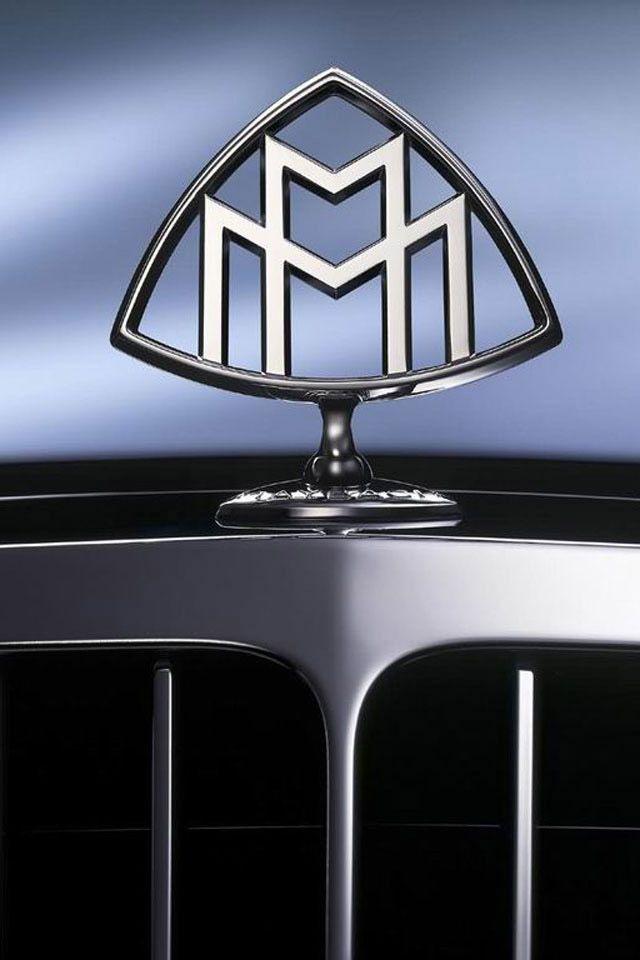 Maybach Symbol >> Maybach Manufaktur Logo Iphone 5 Pinterest Maybach Cars And