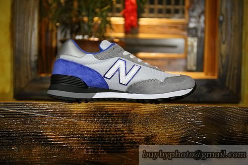 New Balance 515 NB515 Original Shoes Running (Men Women) CCE Gray/Royal Blue