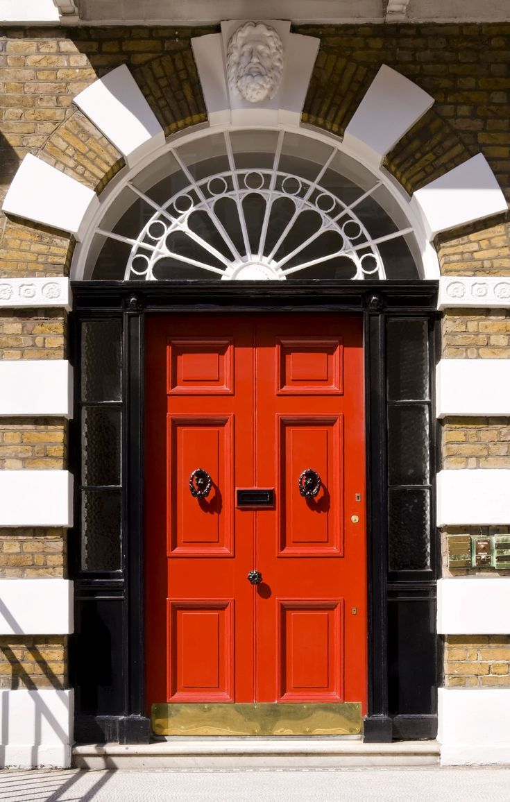 Get Inspired Pictures Of Red Doors And What They Symbolize