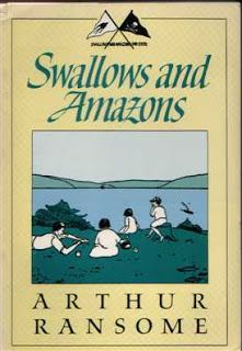 Swallows and Amazons by Arthur Ransome - A fantastic book - what childhood should be all about