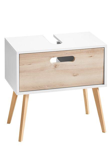 Der Trendige Held Möbel Waschbeckenunterschrank »Göteborg« Bietet  Großzügigen Stauraum Und Verleiht Dem Bad Oder