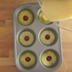 She Puts a Pineapple Slice in a Muffin Tin. When It's Cooked – Best Dessert Ever!