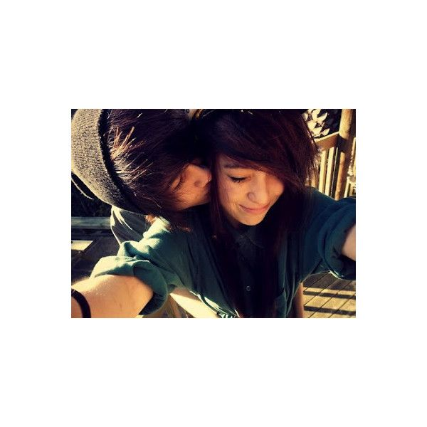 Emo love emo wallpapers of emo boys and girls liked on polyvore featuring couples people - Emo scene wallpaper ...