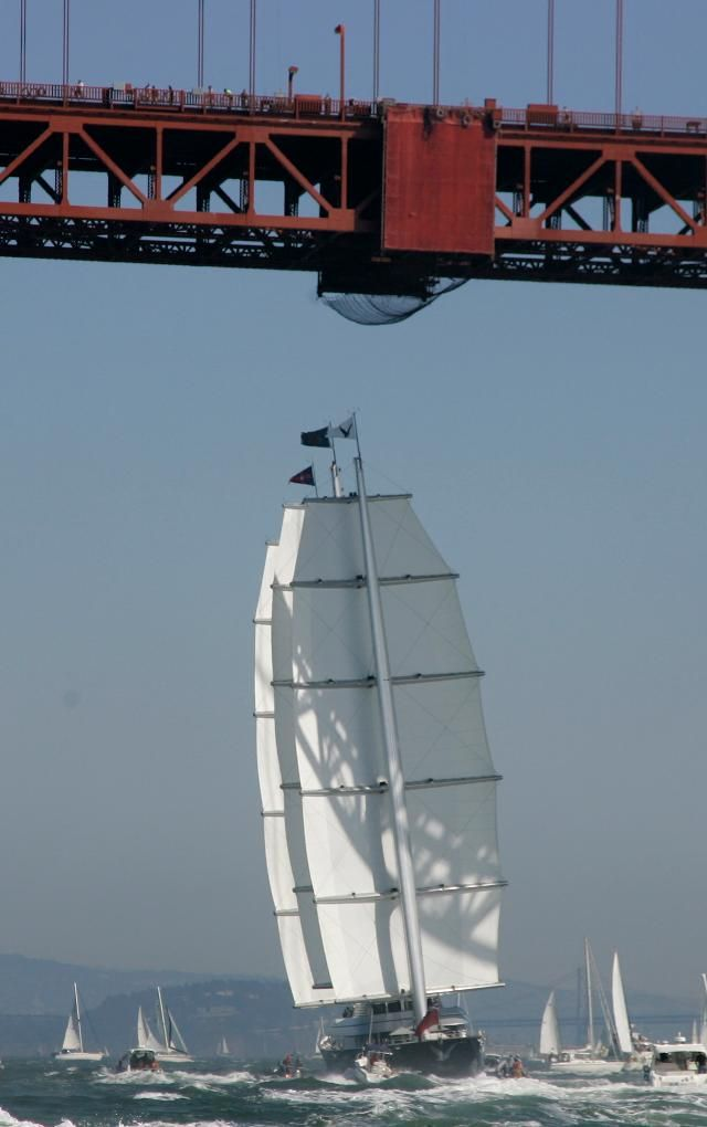 Sailing Yacht A Cost About 20 Million Per Guest To
