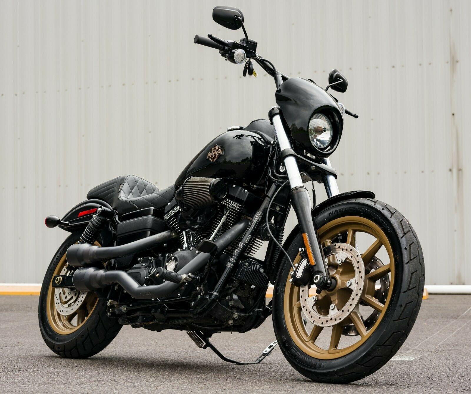 medium resolution of 2017 harley davidson dyna 2017 harley davidson dyna low rider sport fxdls 117 big