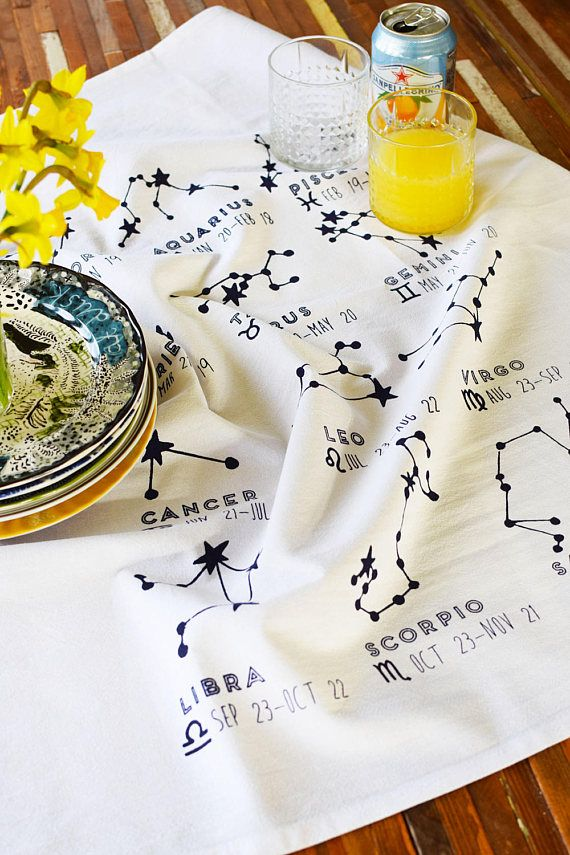Tea Towel   Tea Towels Flour Sack   Organic Cotton   Kitchen Towels   Dish  Towels