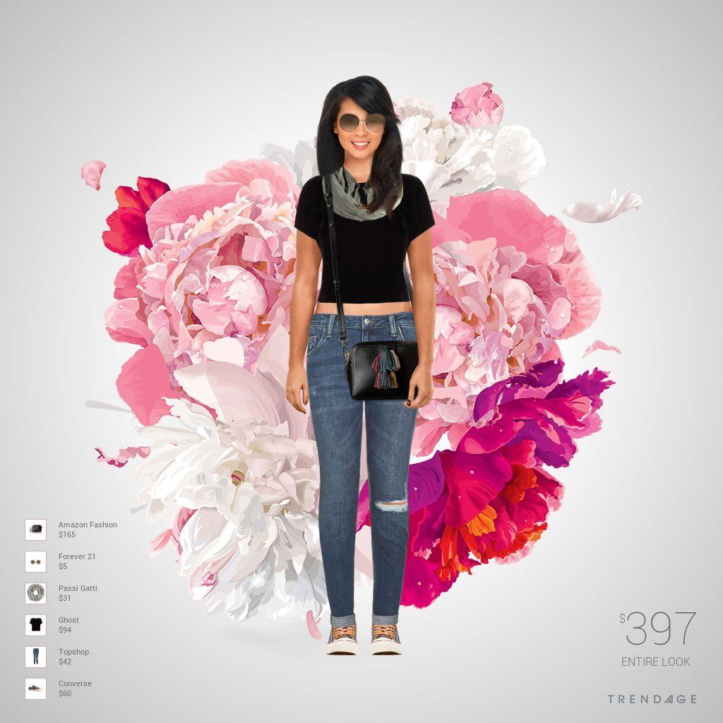 Traje de moda hecho por Paola usando ropa de Topshop, Ghost, Passi ...