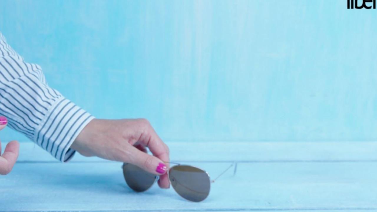 Zo verwijder je die vervelende krassen op je zonnebril | NU - Het laatste nieuws het eerst op NU.nl
