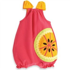 Mud Pie Baby-Girls Newborn Tutti Frutti Dress