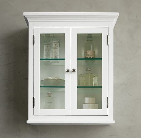 bathroom wall cabinets white. Cartwright Wall Mount Cabinet White  traditional bathroom vanities and sink consoles other metro Restoration Hardware Google Image Result for http st houzz com simages 115872 0 4