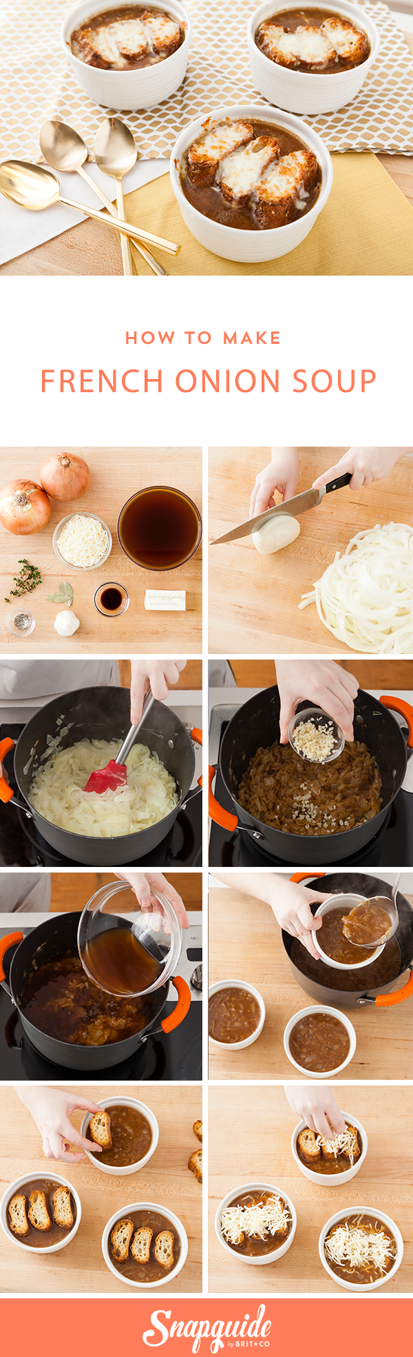 How to make french onion soup recipe onion soups onions and dinners how to make french onion soup french food recipesfrench recipes dinnerfall forumfinder Image collections