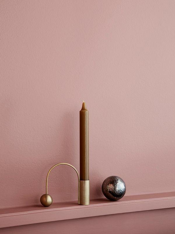 Balance Candle Holder - Brass 2 | Home // Nesting | Pinterest ...