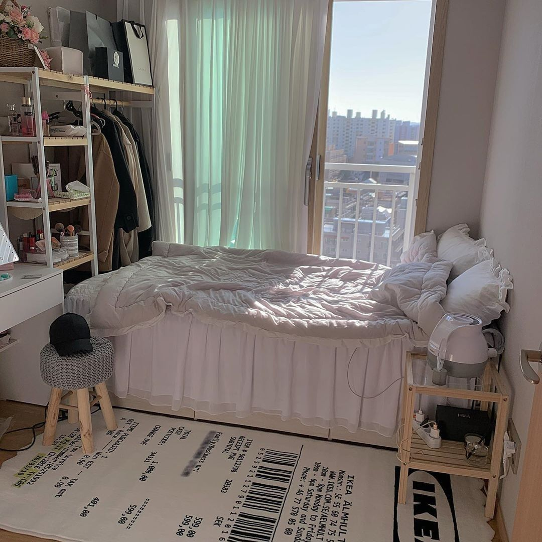10 Room Inspirationen Schlafzimmer Ikea In 2020 Aesthetic Rooms
