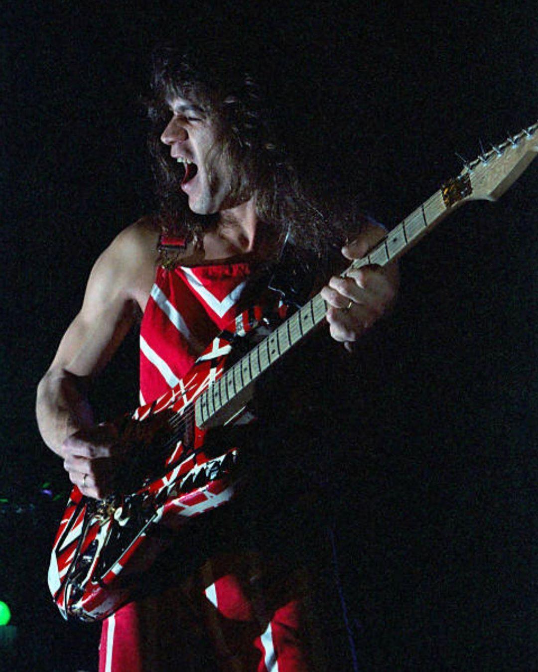 Instagram Post By Rock On Jul 30 2019 At 3 42am Utc Eddie Van Halen Van Halen Best Guitarist