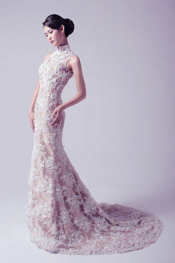 Cheongsam Wedding Dress