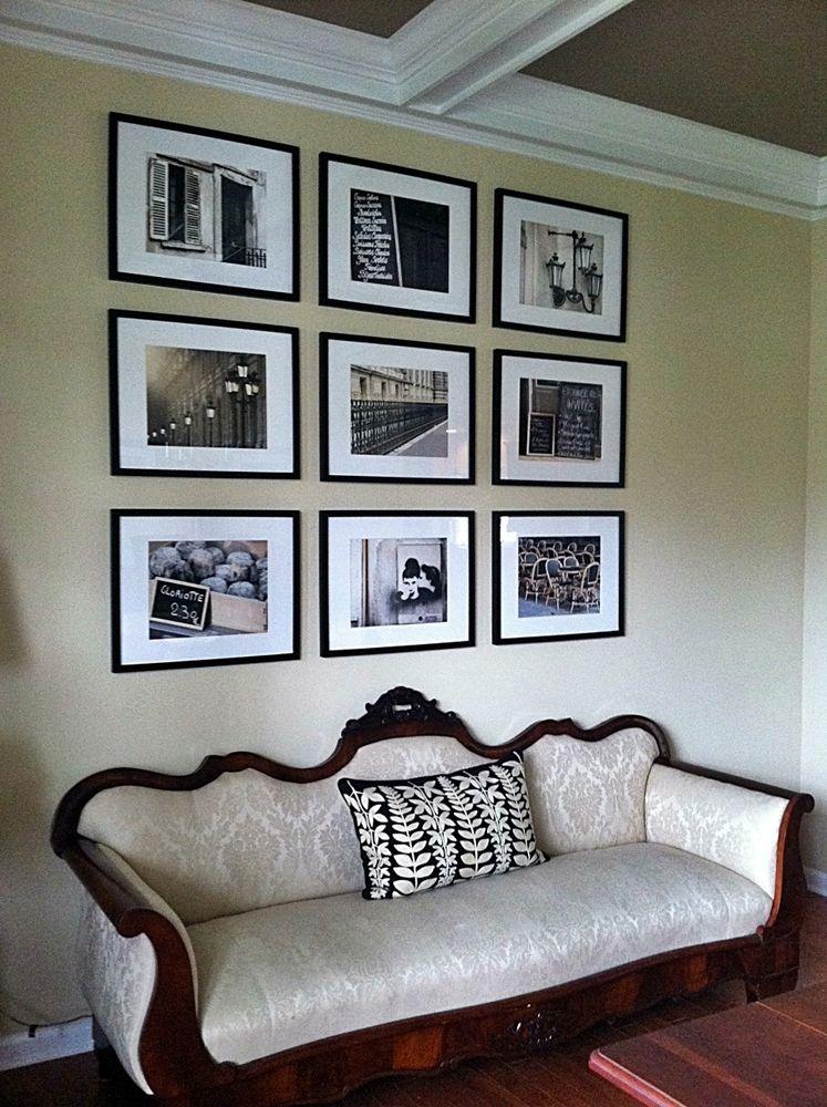 Eat. Sleep. Decorate.: DIY Dining room Gallery Wall {Etsy ...