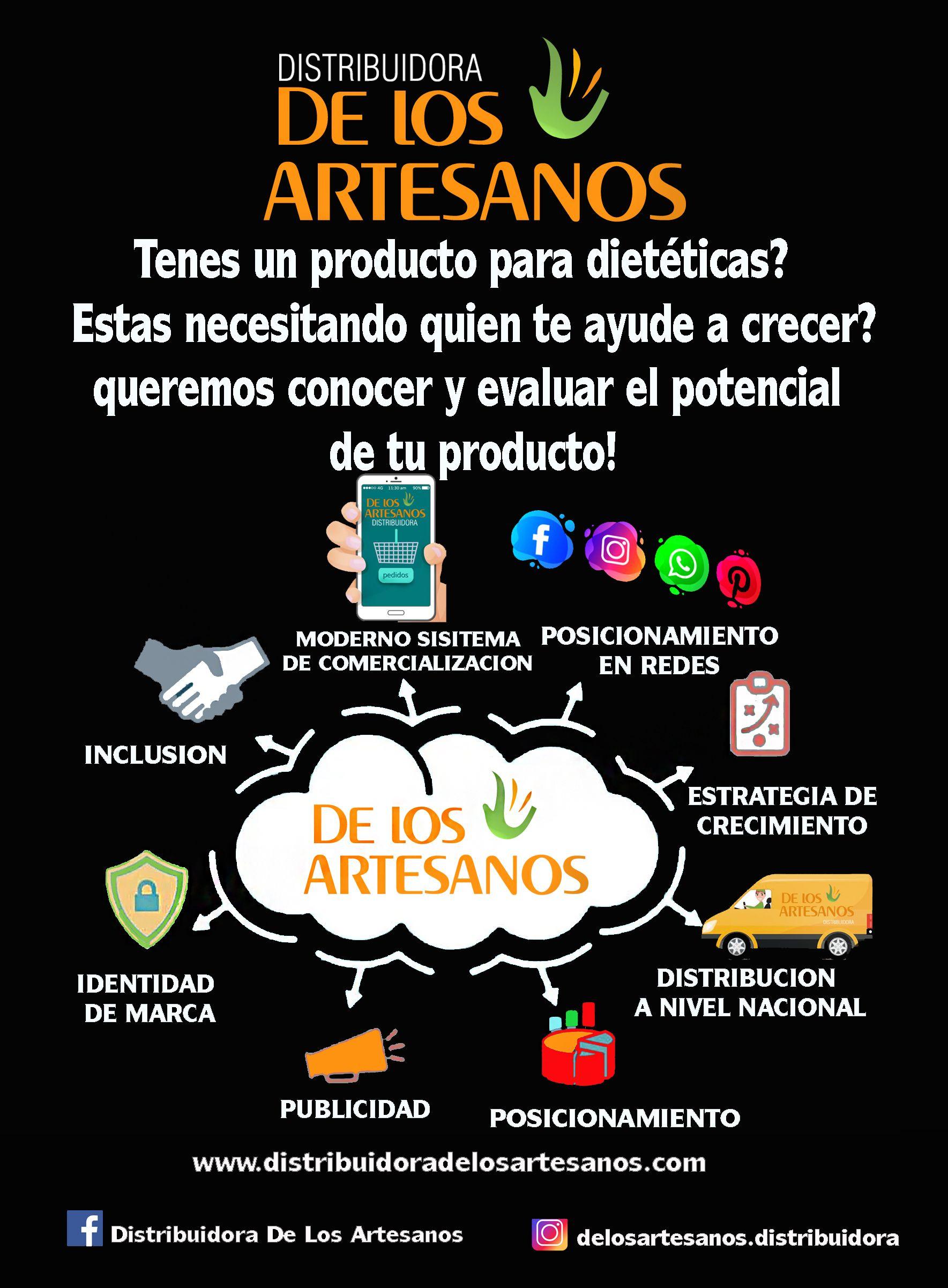 Pin En Distribuidora De Los Artesanos
