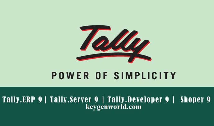 tally erp 9 4.7 crack patch