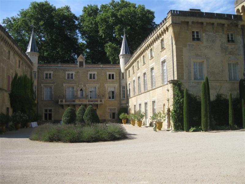 Jonquières château de Beauregard