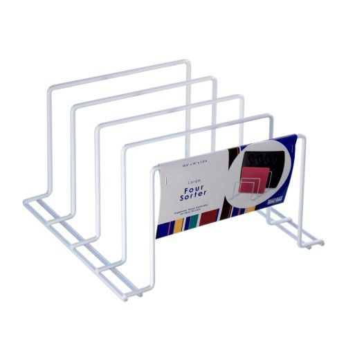 Organized Living 4 Sort Large Divider, White Organized Living,http://www.amazon.com/dp/B003I5J1MM/ref=cm_sw_r_pi_dp_SRdzsb0W3HDM4D4R