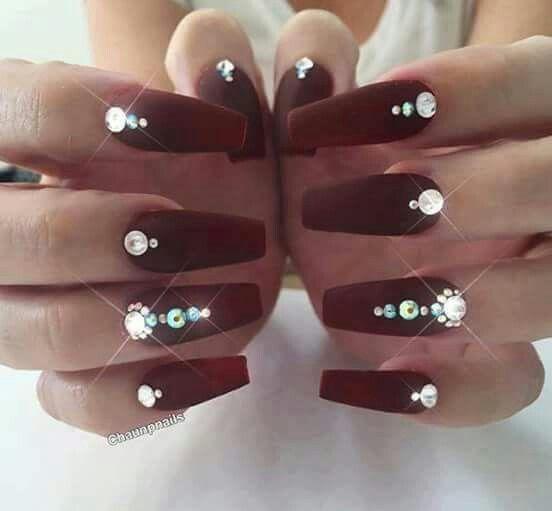 Pin By Amgalan On Nails Pinterest Nail Nail Bling Nails And