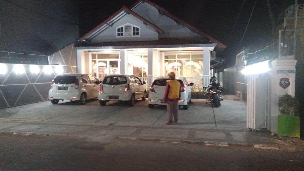 Bingung cari alamat Kedai Bandung Mann...Pake google map ...