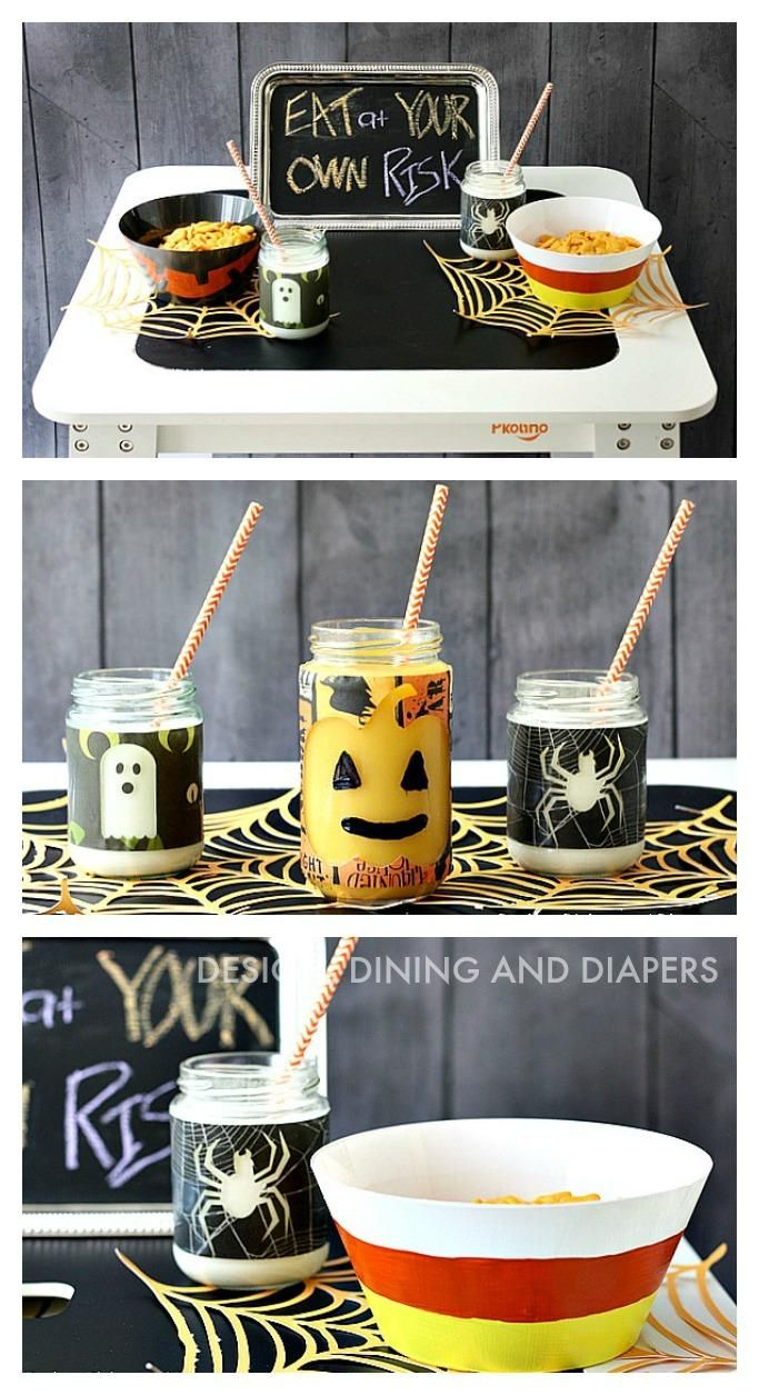 DIY Halloween  DIY Kids Halloween Table Decorations DIY Halloween - Halloween Table Decorations Pinterest