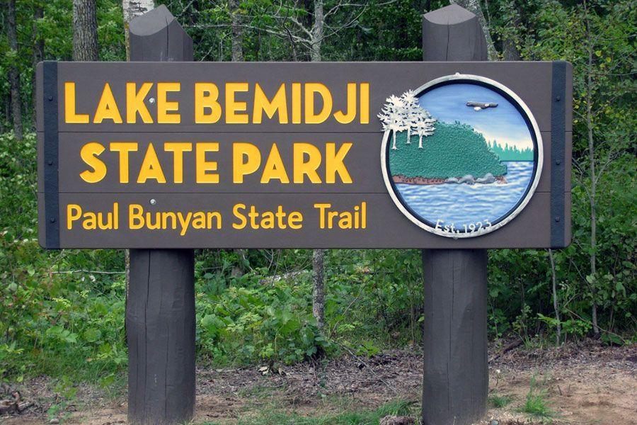 Lake Bemidji State Park: Minnesota DNR | State parks, Bemidji, Minnesota travel