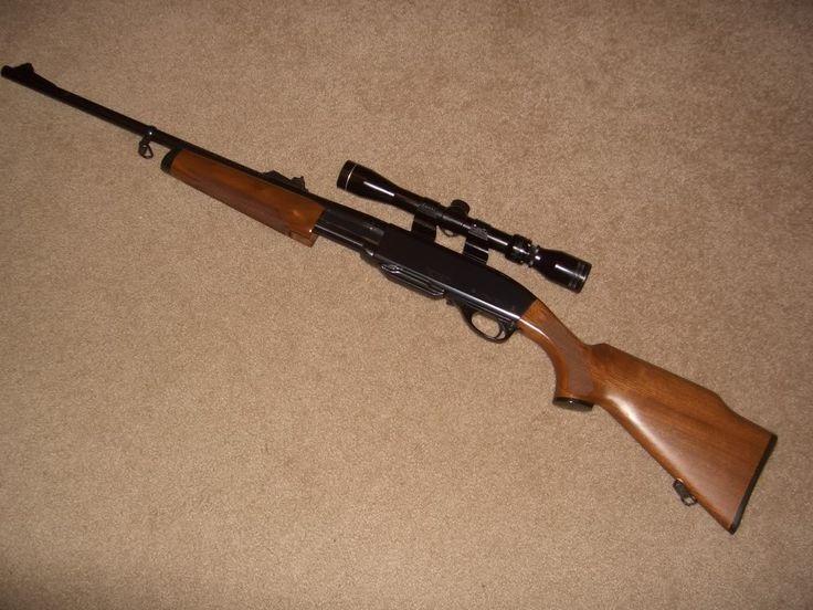 browning 270 pump action rifle - Google Search | Guns ...