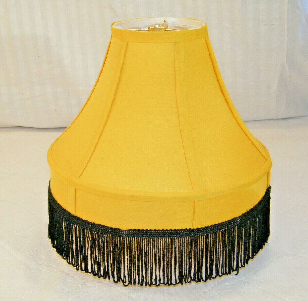 """Details about A CHRISTMAS STORY LEG LAMP SHADE 20"""" YELLOW"""
