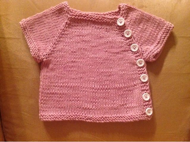 Photo of Free instructions: baby jacket – for newly hatched citizens – Caros Fummeley