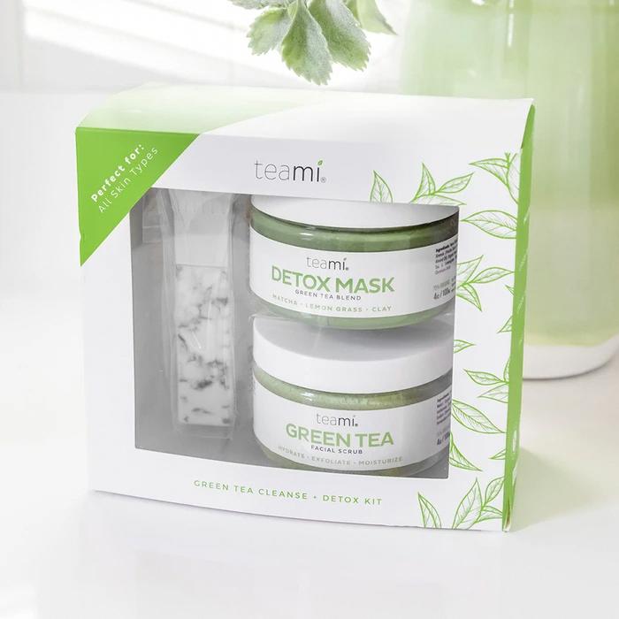 Photo of Green Tea Cleanse & Detox Kit   Teami Blends #GreenTeaMaskDiy