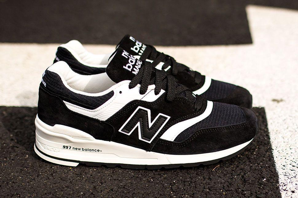 997 new balance black