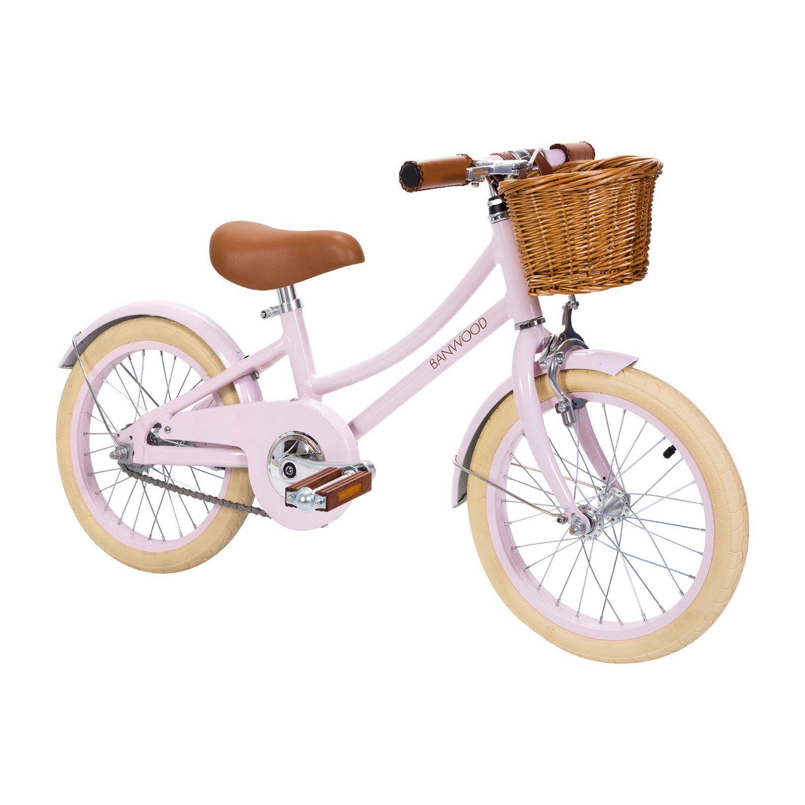 Banwood Classic Pedal Bike Pink Radfahren Kinderfahrrad Und