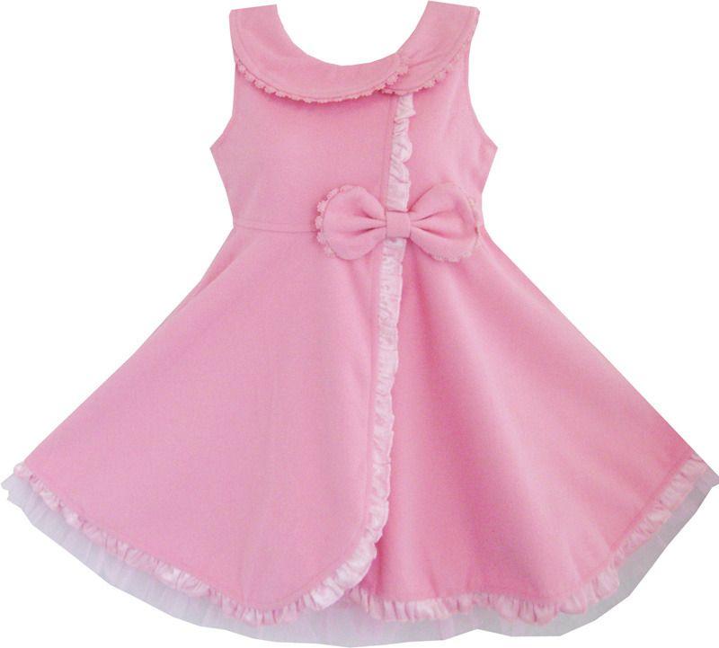 Robe pour petite fille de 2 à 12 an, une belles robe : Mode filles ...