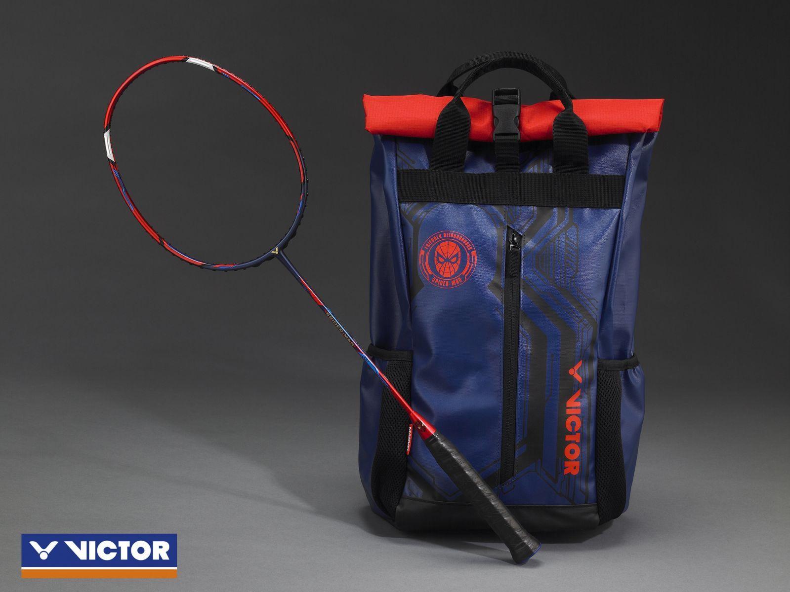 VICTOR蜘蛛人系列套組 全球限量上市 | VICTOR 勝利體育│台灣羽球第一品牌
