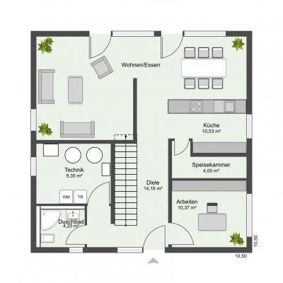 SV 169_EG #apartmentfloorplans