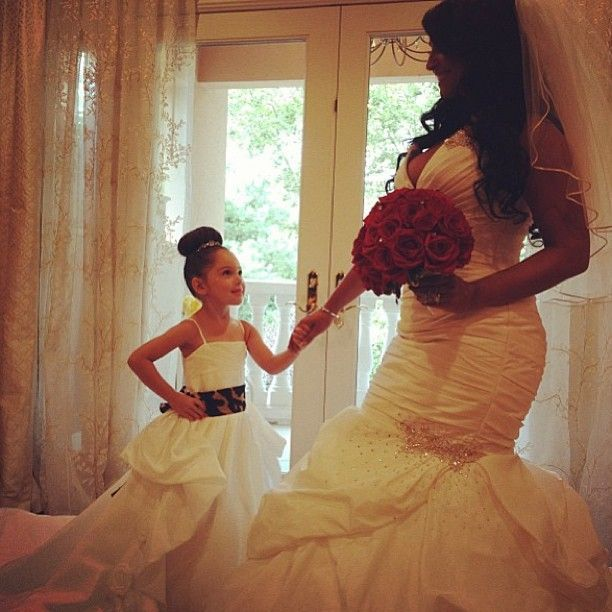 wedding pictures of tracy dimarco   Found on web.stagram.com ...